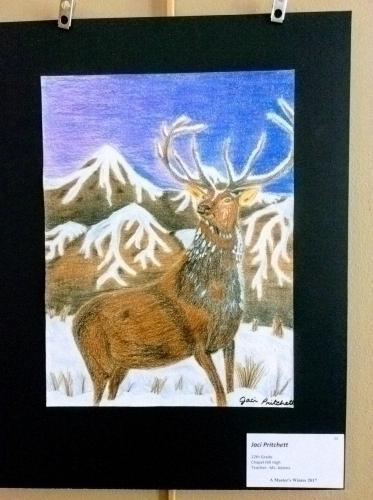 Jaci Pritchett's Reindeer