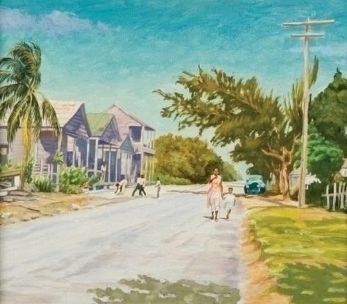 Burriss, Key West, Florida