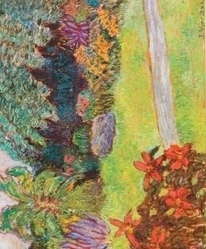 Vinson, The Garden Path