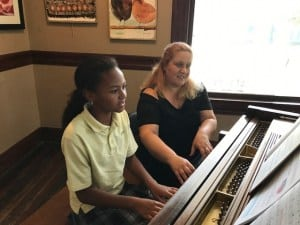 Classes & Workshops: Beautiful Melodies – Piano Lessons with Elena Cox @ Cultural Arts Center
