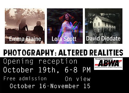 Gallery Exhibit: Photography: Altered Realities