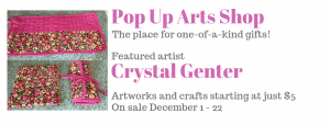 Pop Up Arts Shop: It's a Family Affair @ Cultural Arts Council of Douglasville/ Douglas County
