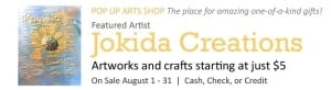 Pop Up Arts Shop: Essie Bloodworth @ Cultural Arts Council of Douglasville/ Douglas County