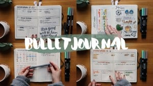Bites and Bullet Journaling: Adult Calligraphy with Mar Pierce @ Cultural Arts Council Douglasville/ Douglas County