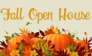 "Fall ""All About Art"" Open House @ Cultural Arts Council Douglasville/ Douglas County"