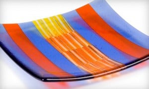 Fused Glass Plate Making Workshop with Elizabeth Mobley @ Cultural Arts Council Douglasville/ Douglas County