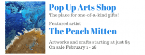 Pop Up Arts Shop @ Cultural Arts Council of Douglasville/ Douglas County
