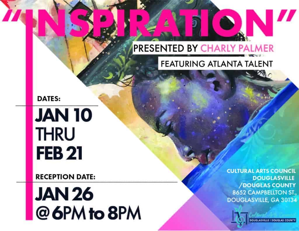 Black History Exhibit: Inspiration