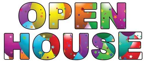 """""""All About Art"""" Open House"""