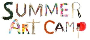 Summer Arts Camp @ Hunter Park