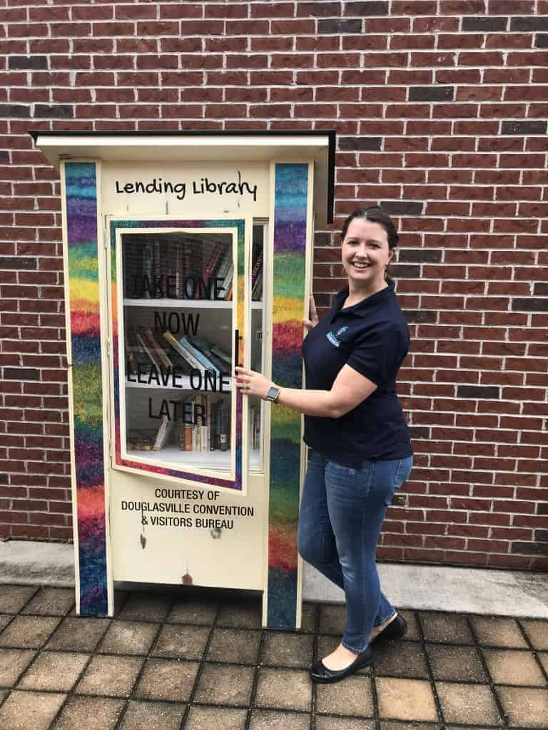 Lending Library and the Arts Collaborate!