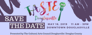 Taste of Douglasville 2019 @ Downtown Douglasville