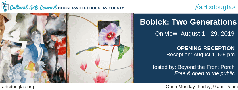 Bobick: Two Generations of Artists Exhibit Opening Reception